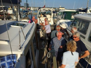 25 Pontoon Party in Poole
