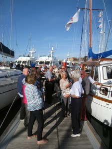 6 Yarmouth Pontoon Party 2
