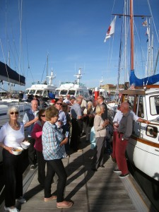 7 Yarmouth Pontoon Party 3